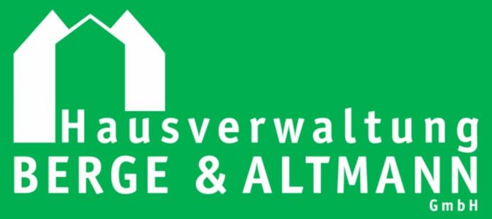 Hausverwaltung Berge & Altmann GmbH Logo