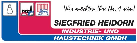 S. Heidorn Industrie- u. Haustechnik GmbH Logo