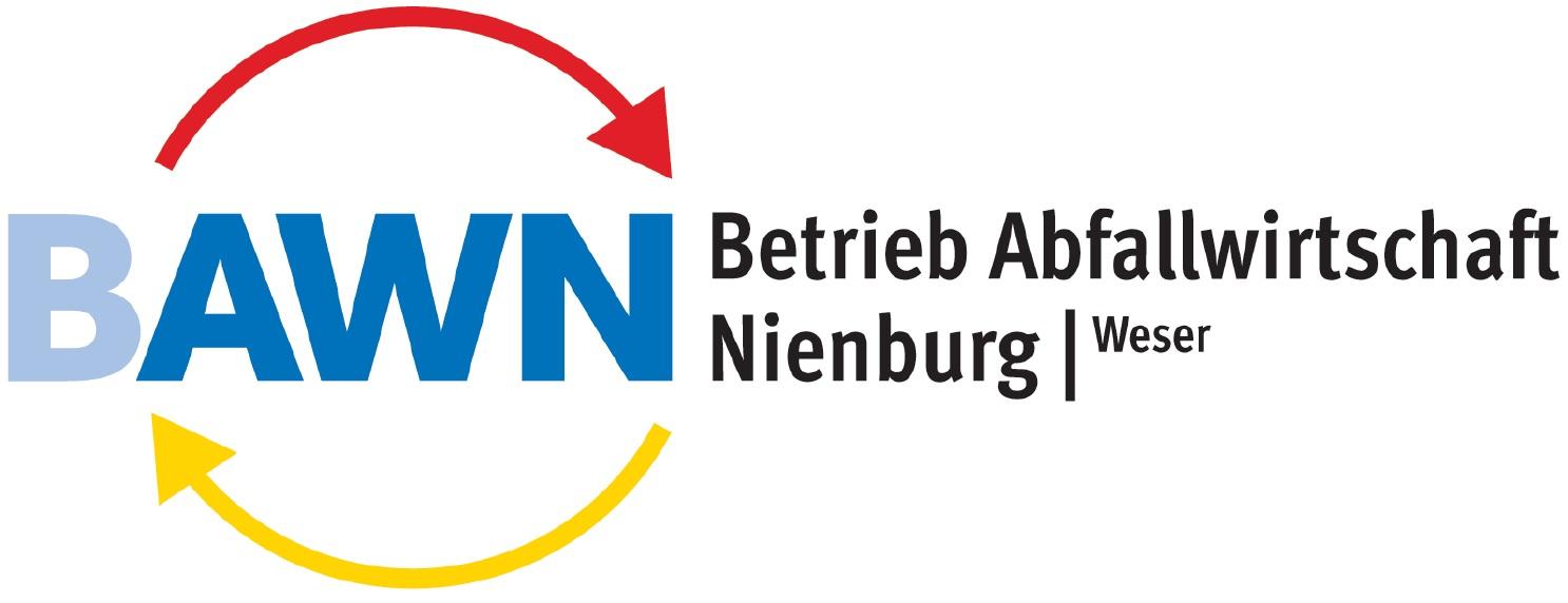 Betrieb Abfallwirtschaft Nienburg/Weser Anstalt des öffentlichen Rechts Logo