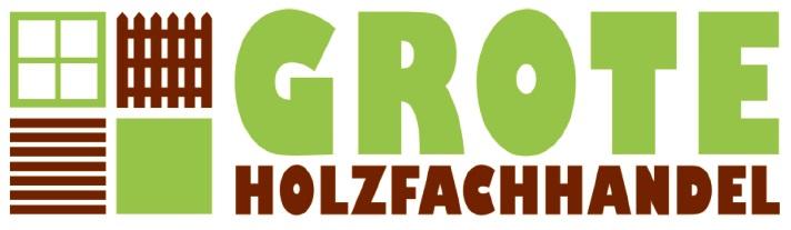 Grote Holzfachhandel Logo